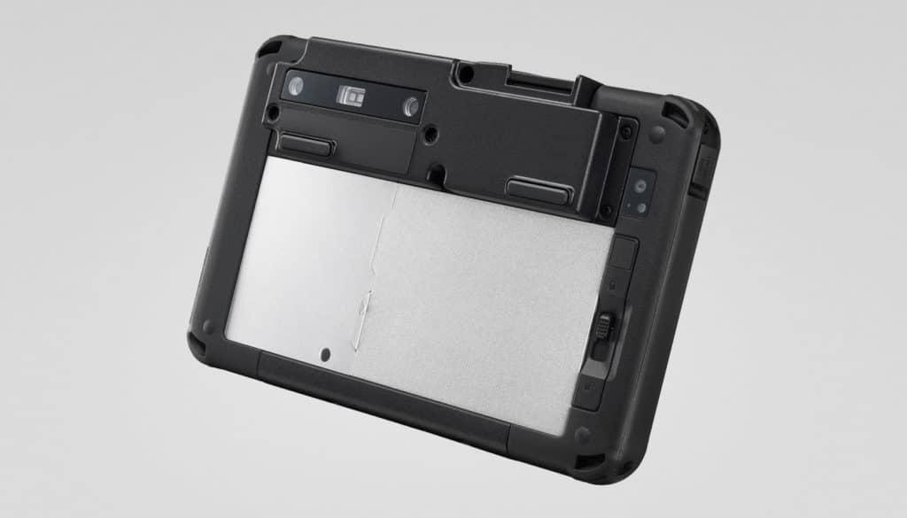 Panasonic Toughpad FZ-M1 RealSense – Geräte-Ansicht